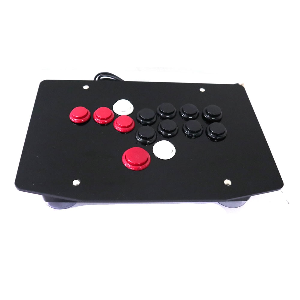 RAC-J503B de todos los botones, controlador de Fight Stick, Joystick de estilo Hitbox para PC USB