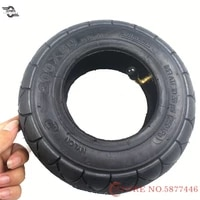 8 inch electric scooter special tire 200x50 8x2 inner and outer tire for the electric razor e100 e200 epunk and dune buggy