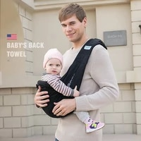 baby wrap newborn sling dual use infant nursing cover carrier 100 organic cotton breastfeeding carriers 0 24 month baby sling