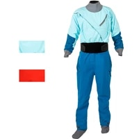 dry suit 3 ply waterproof fabric nylon rubeer latex zipper professional clothes for scuba diving outdoor sports