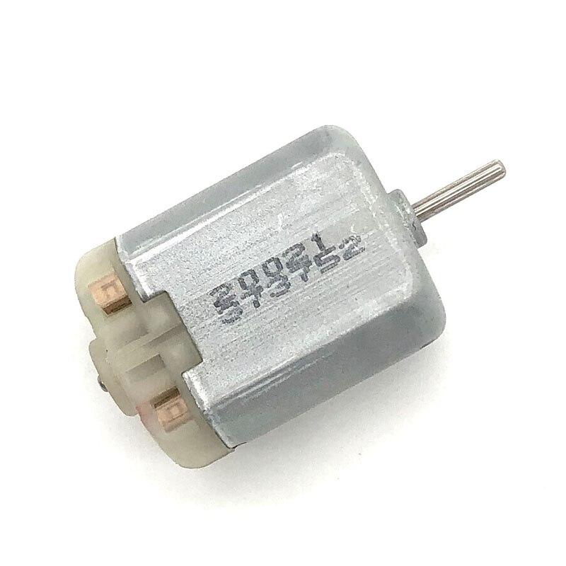 3 pçs 10mm fechadura central do carro fechadura da porta atuador para johnson 280 dc motor para mazda toyota lexus honda ford renault