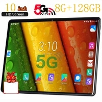 2021 new arrival tablet 8gb ram 128gb rom 10 1 inch hd screen andriod 9 0 system tablet
