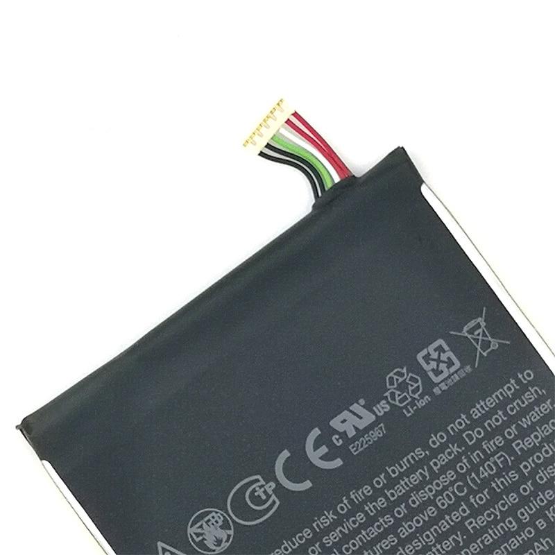 100% Original 1650mAh BJ40100 batería para HTC One S Ville G25 ONES...