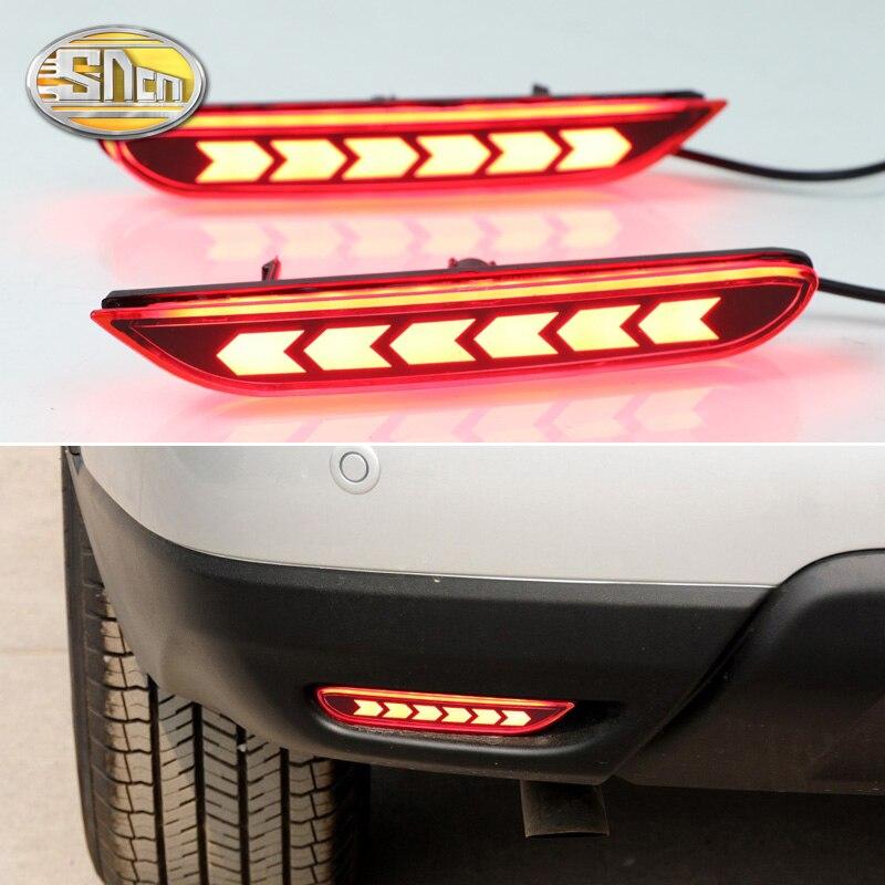 Для Nissan Qashqai X-trail Teana Altima светодиодный стоп-сигнал для Infiniti Q50 Q70 QX30 QX80 отражатель заднего бампера для вождения противотуманной фары