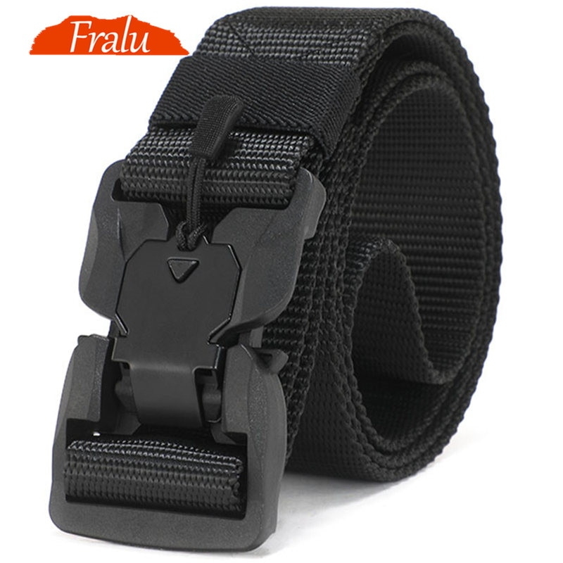 excellent elite spanker outdoor tactical molle nylon patrol waist belts army military accessories jungle hunting combat men belt NEW Military Equipment Combat Tactical Belts for Men US Army Training Nylon Metal Buckle Waist Belt Outdoor Hunting Waistband