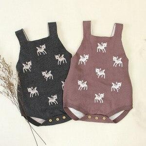 Новые Боди для детей; Одежда из одного предмета трикотажные новорожденных для мальчиков и девочек, боди-топы на пуговицах для младенцев дет...