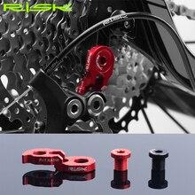 1PC risque montagne route vélo vélo cadre arrière dérailleur lien cintre Extender Extension pour Cassette engrenage queue crochet Extender