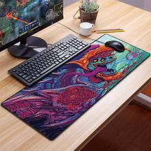 الألعاب ماوس الوسادة الكمبيوتر ماوس مكافحة زلة المطاط الطبيعي لوحة ماوس أنينية ألعاب حصيرة مكتبية