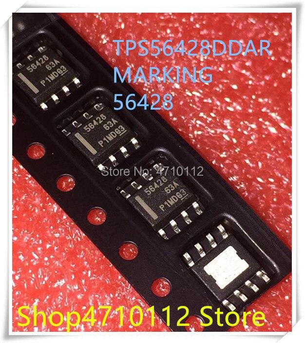 NOVA 10 pçs/lote TPS56428DDAR TPS56428 MARCAÇÃO 56428 HSOP-8 IC