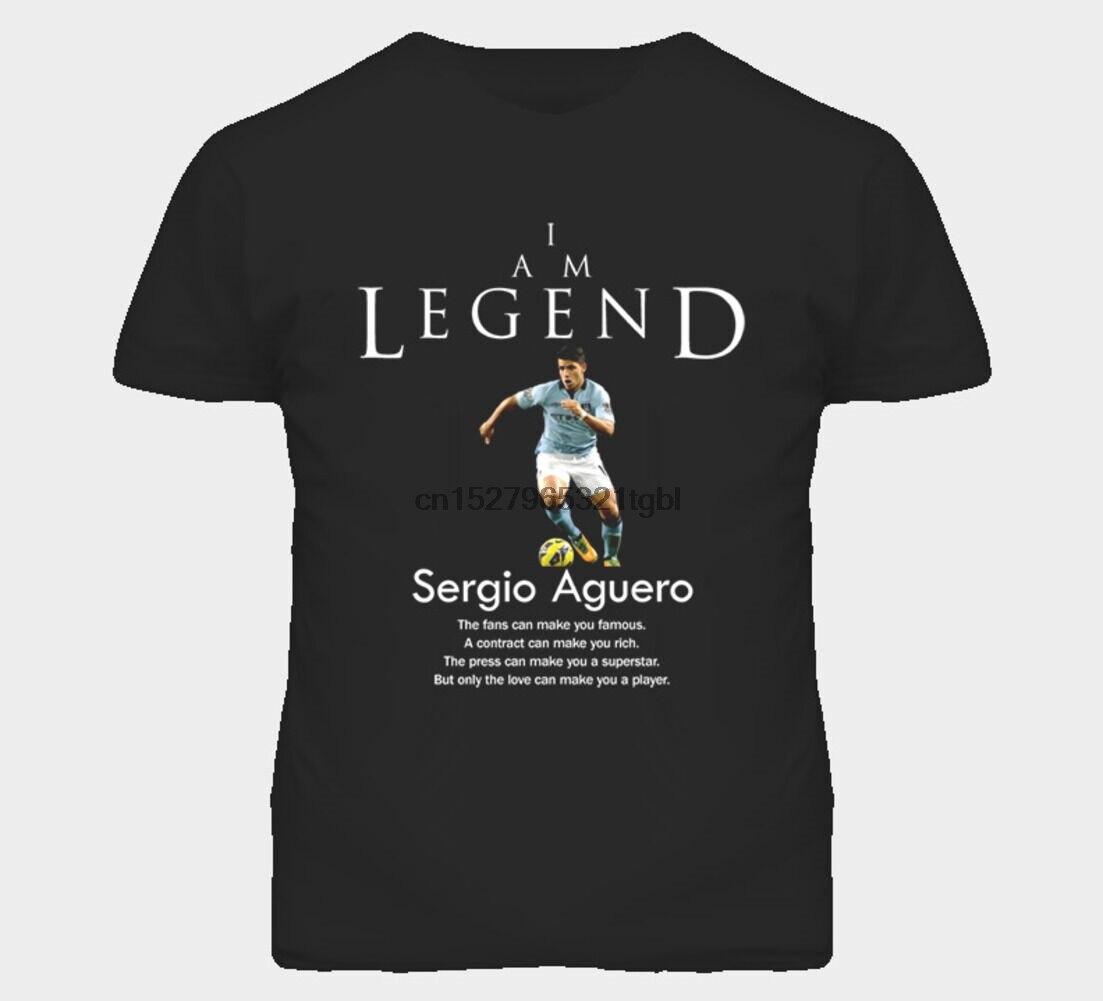 Camiseta de fútbol de la leyenda de la Argentina
