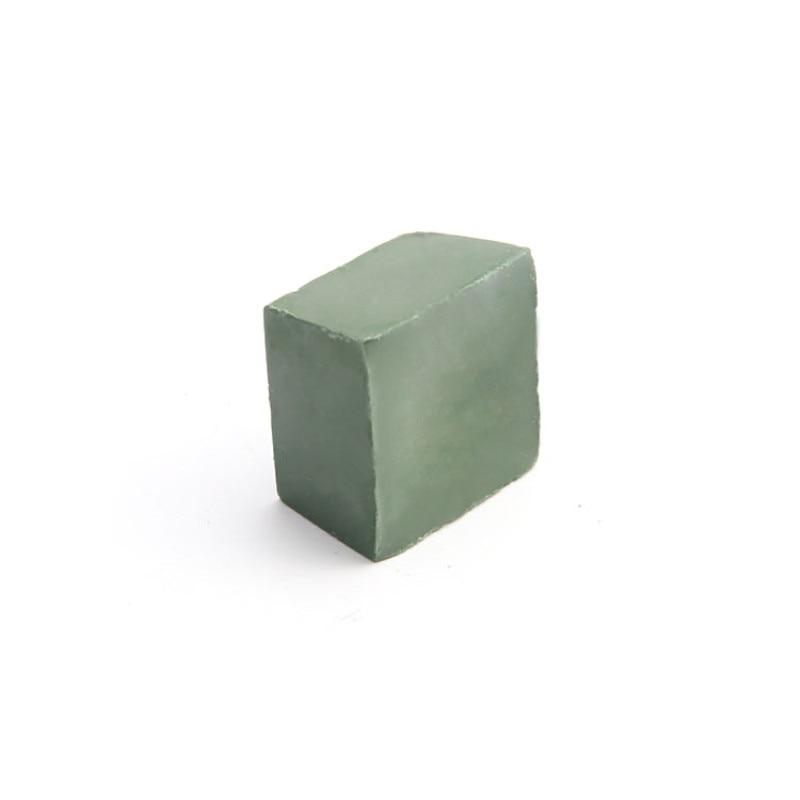 1ks zelená lešticí pasta jemná abrazivní brusná zelená - Brusiva - Fotografie 2