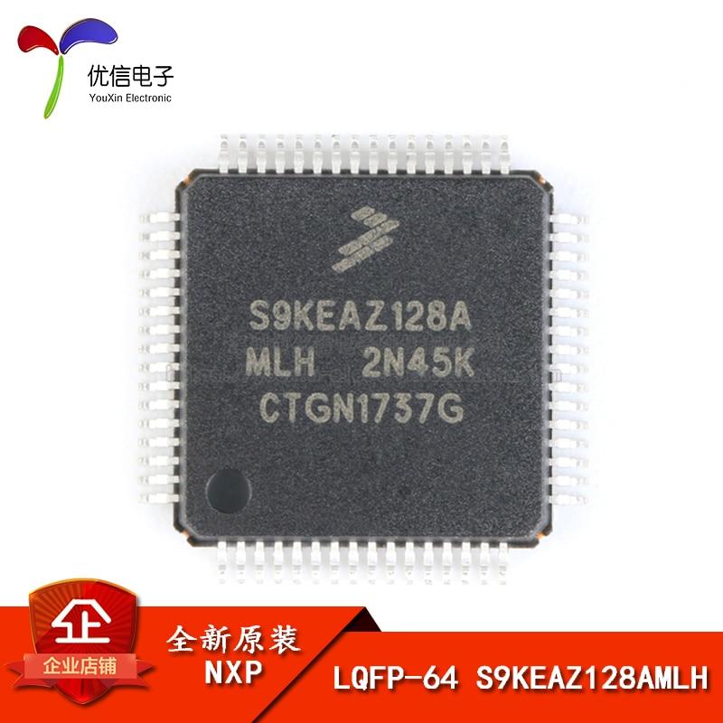 Microcontrolador original genuíno do 32-bit do remendo s9keaz128amlh LQFP-64 48 mhz 16kb