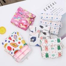 Women Mini Cartoon Animal Makeup Case Travel Make Up Bath Organizer Storage Cosmetic Bag Toiletry Zi
