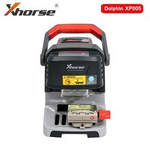 Xhorse Condor Dolphin XP005 машина для резки ключей V1.0.7 работает на телефоне с помощью Bluetooth