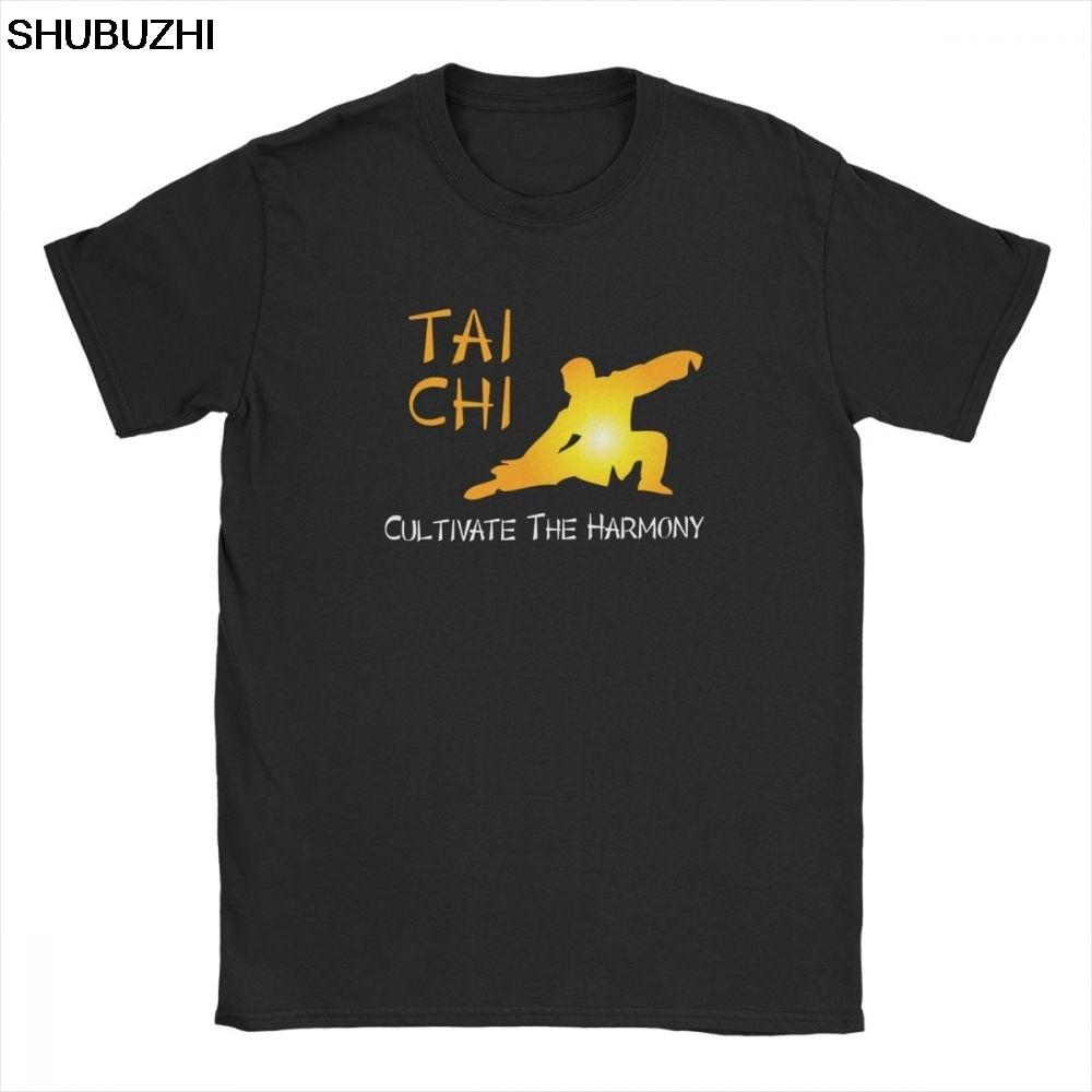 Тай Чи культивировать гармонии футболки 100% хлопковые топы новинка платье с вырезом лодочкой и короткими рукавами для детей футболка с принтом Футболка sbz8103|Футболки| | АлиЭкспресс