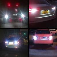 car bubls backup lights brake light dc 12v led dome turn light reverse light 6000k white 7443 7440 5630