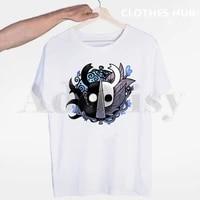 hollow knight tshirts men fashion summer t shirts tshirt hip hop girl printed top tees streetwear harajuku funny