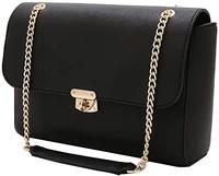 adjustable flap shoulder and satchel bag with chain strap handbag for women purses for women handbags for girl shoulder bag