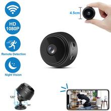 A9 Mini Camera Original 720P IP Camera Smart Home Security IR Night Magnetic Wireless Mini Camcorder