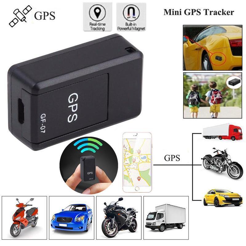 Mini rastreador GPS para mascotas, localizador magnético en tiempo Real, pequeño dispositivo de seguimiento GPS, antipérdida para coche, motocicleta, camión, niños, mascota antigua
