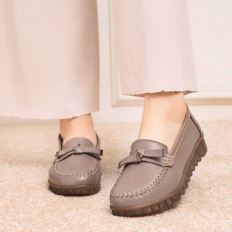حذاء مسطح نسائي غير رسمي موضة 2021 حذاء نسائي مريح عالي الجودة