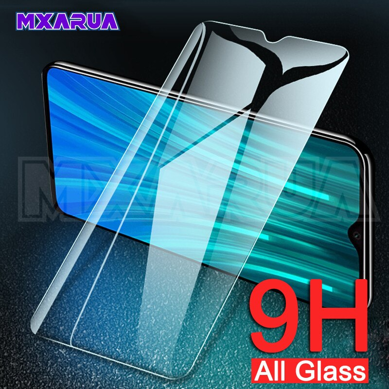 Закаленное стекло 9H для Xiaomi Redmi Note 8 7 6 Pro, Защитное стекло для экрана Redmi 7 7A 6 Pro 6A S2 K20, стеклянная пленка