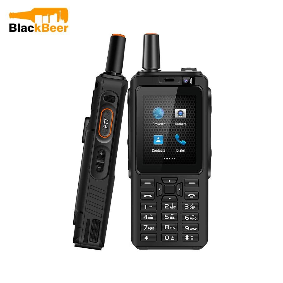UNIWA Alps F40 Zello Walkie Talkie IP65 Waterproof MobilePhone 2.4 Inch 1GB+8GB MTK6737M Smartphone Quad Core 4000mAh Cellphone
