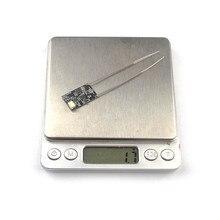 25x15mm UltraMini Fli14 + 2.4G 14CH FLYSKY AFHDS 2A RSSI Mini alıcı 70mm çift antenler için FLYSKY I6 I6X I6S radyo verici