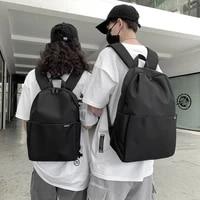 backpack student bag 2020 korean version ins joker college backpack large capacity travel bag for men and women