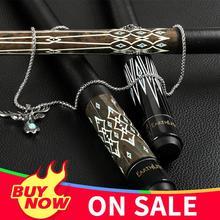 FURY Pool Cue Stick Biljart Keu Hoge-Kwaliteit Ierse Linnen Wrap 13Mm Black Thunder Tip 18 Tanden gezamenlijke Pin 147Cm Cue