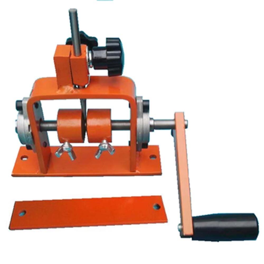Manual Cable maquina peladora descortezado Cable chatarra herramienta para reciclado alambre de cobre