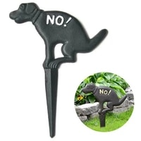 no pooping yard sign cast iron dog poop yard sign stop dogs from pooping on your lawn for outdoor lawn garden yard home decor