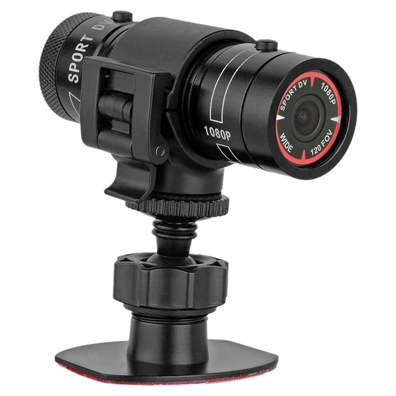 Mini cámara DV deportiva Full HD 1080P, Casco Para Bicicleta motocicleta, cámara...