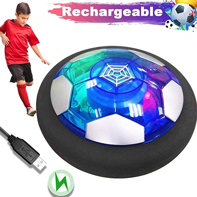 Футбольный мяч Air Power Hover, светящийся мяч, Air Power, футбольные игрушки, домашняя игра, скользящий футбольный мяч для мячи для игры в помещении от ...