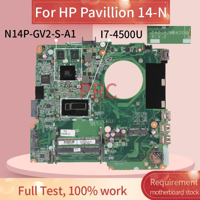 ل HP بافيليون 14-N I7-4500U 14