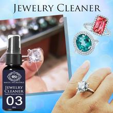 Multi-Function Purpose Cleaner Metal Gemstone Jewelry Gold Watch Diamond Ring Cleaning Spray Instant