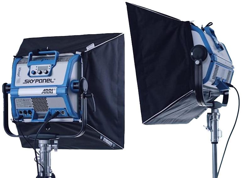 برو شبكة العسل سوفت بوكس ستوديو لأري Skypanel S30 LED Lihgt