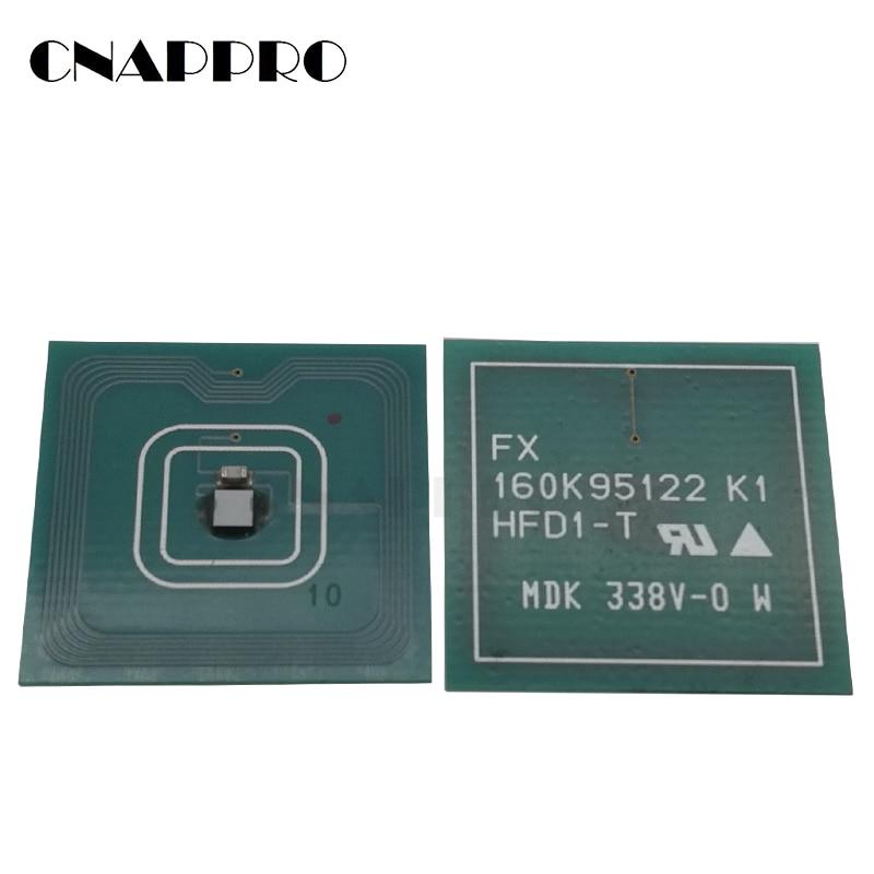8 шт., чип для тонера CNAPPRO C60 для Xerox Color C70 006R01655 006R01656 006R01657 006R01658 Color C60 Color C70