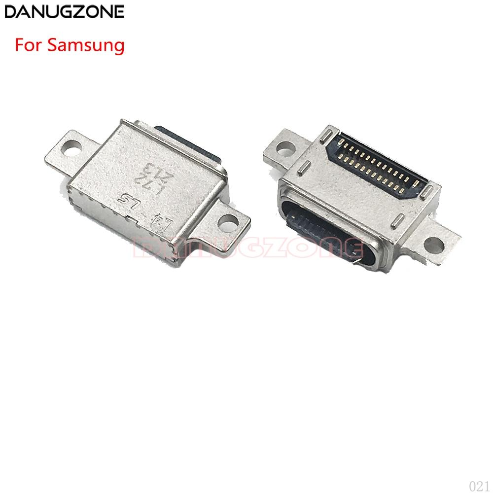 2 pçs/lote para samsung galaxy s8 g950f g950u g950n/s8 mais s8 + g955f g955n usb porto de carregamento conector de carga doca tomada jack