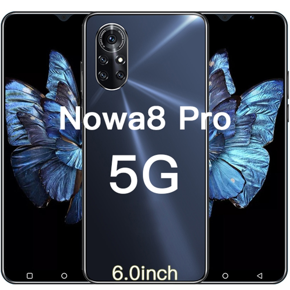 mobile phone Nowa8 pro smartphone 1+4G 6.0 inch flagship model