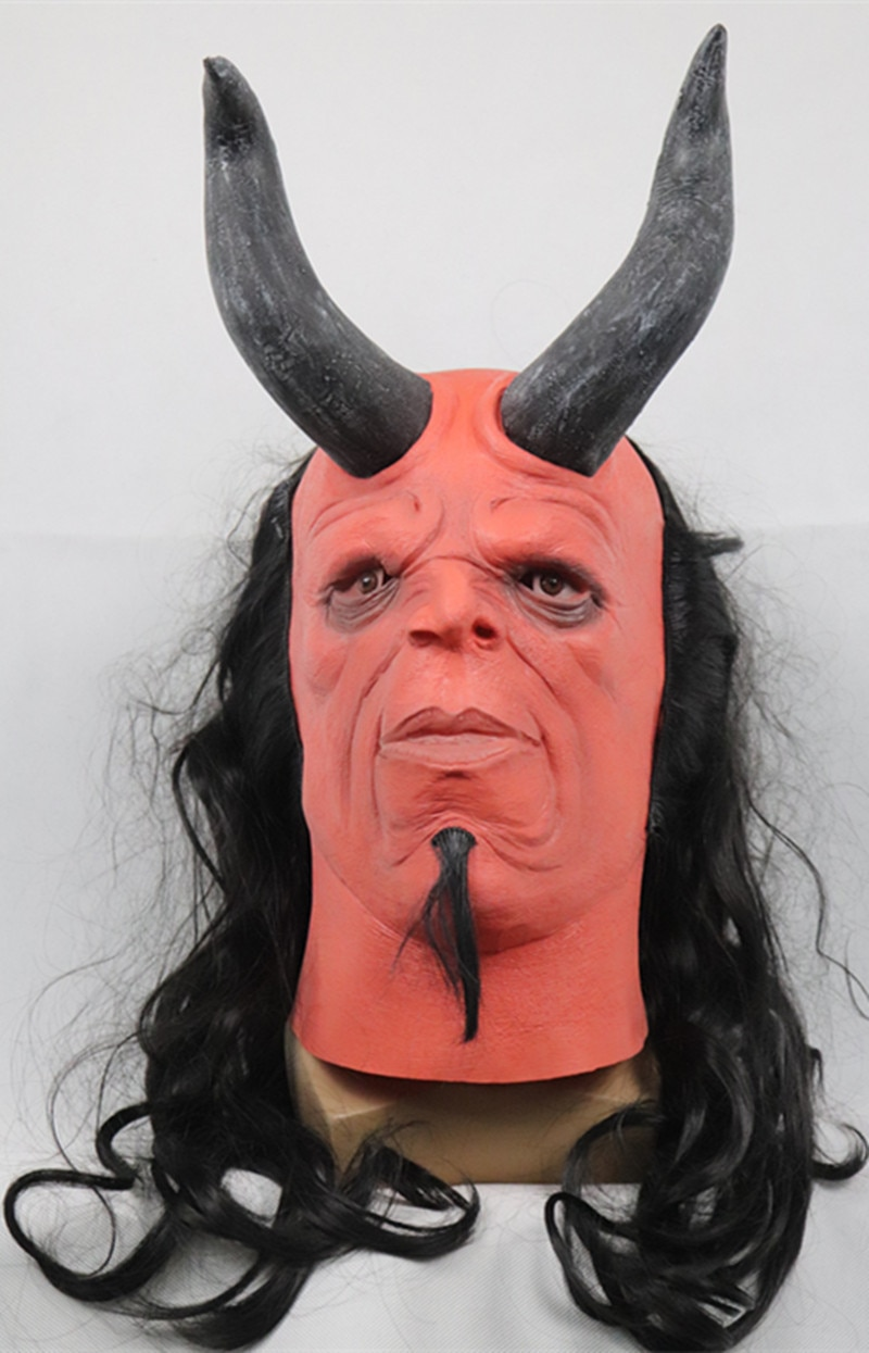 Adulto halloween filme máscara cosplay trajes prop realista assustador role play látex festa máscaras unissex adereços acessórios