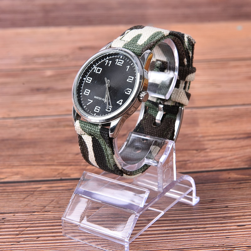 Transparent Wristwatch Light Weight Stand Fashion Clear Acrylic Bracelet Watch Display Holder Stand