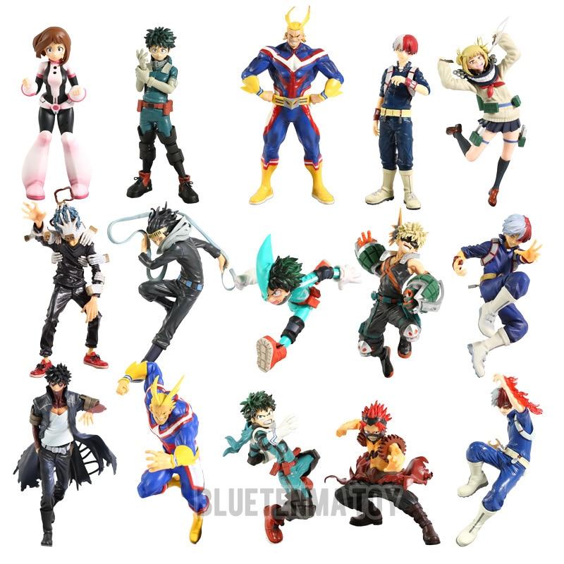 Figuras de acción de My Hero Academia Midoriya Izuku, move the amazing...