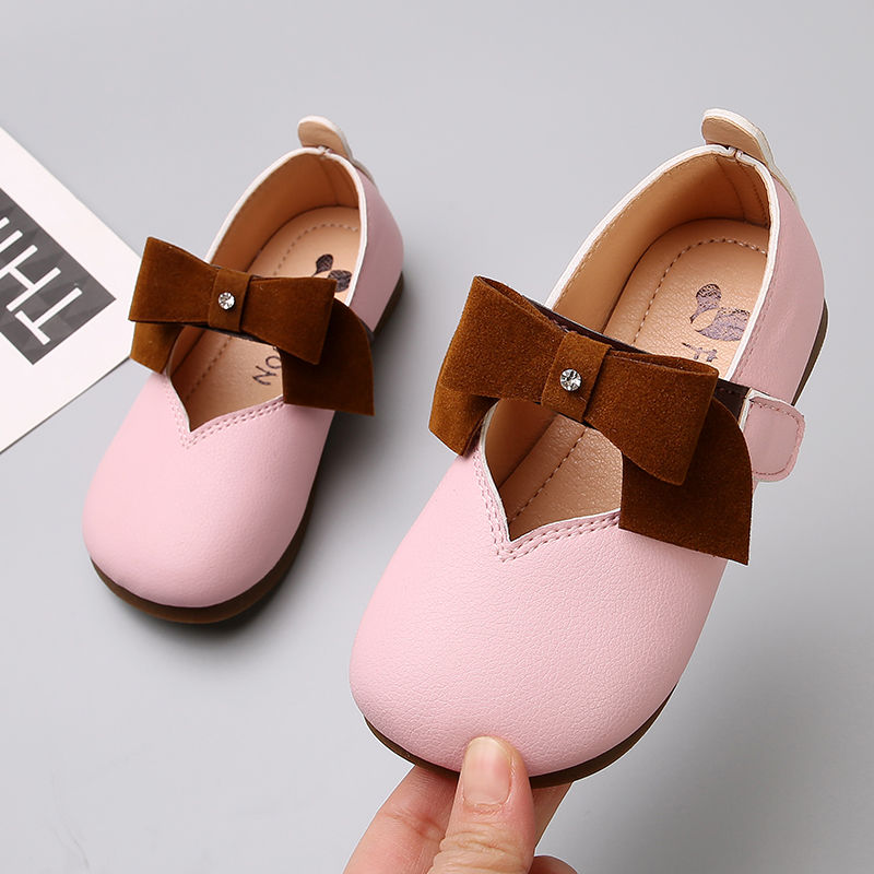 Детская обувь, Демисезонная обувь для девочек, детская обувь принцессы, детская обувь с мягкой подошвой, модная танцевальная обувь, Студенч...