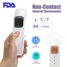 11 tipos de no contacto IR Termometro Infrarojo Digital термометр инфракрасный infrarrojos pistola de temperatura para VIP Dropshipper