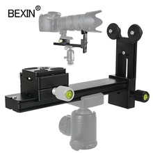 Кронштейн для телеобъектива быстросъемная пластина крепление адаптер зажим объектива камеры поддержка штатива камеры шаровая Головка