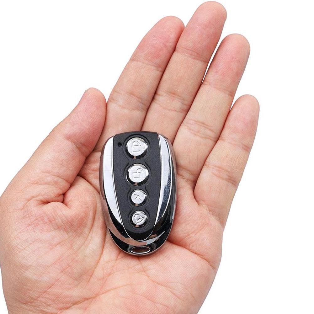 Новинка 433 м копия электрической двери затвора дистанционное управление клонирование двери 433 товары сигнализации автомобильные ворота дл...