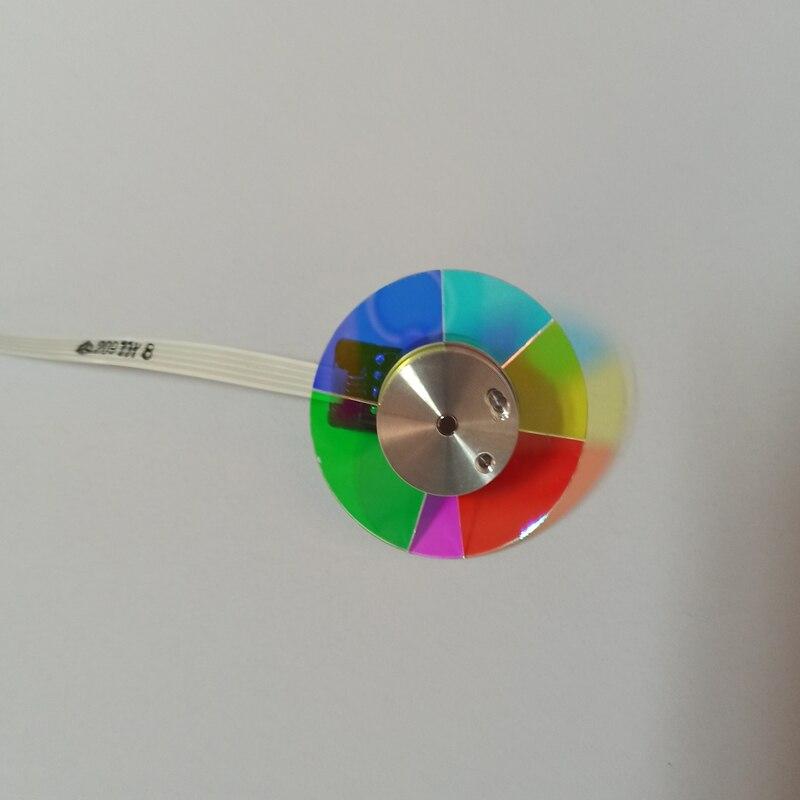 عجلة ألوان البروجيكتور لبينكيو W750/W770st 6 Segmengs