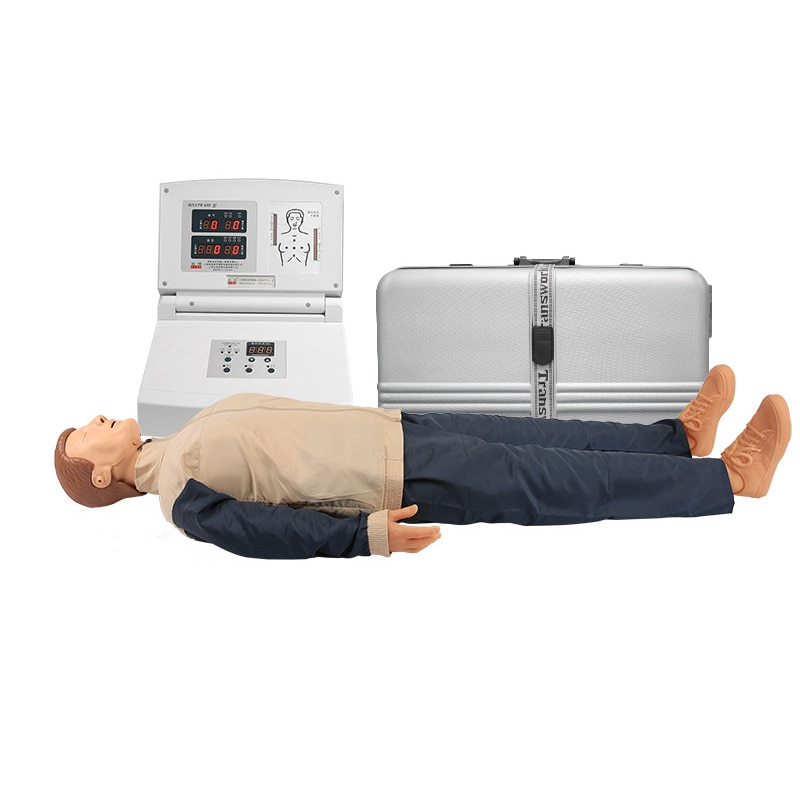 senior childbirth labor and mother and son first aid model bix f55 wbw255 Chinon Cardiopulmonary Resuscitation Manikin First Aid CPR Pressing Training Model Medical Science Education Student BIX/CPR480
