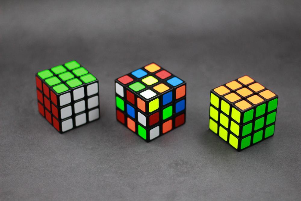 Cubo de reducción de cubo, trucos de Magia accesorios de truco mago Primer plano ilusión mentalismo cubo divertido restauración instantánea Magia